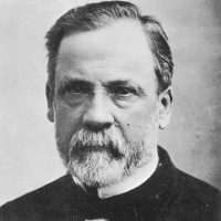 Photo of Louis Pasteur taken 1878