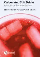 Book Cover - Carbonated Soft Drinks: Formulation and Manufacture