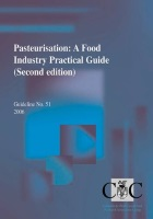 Book Cover - Pasteurisation - a food industry practical guide